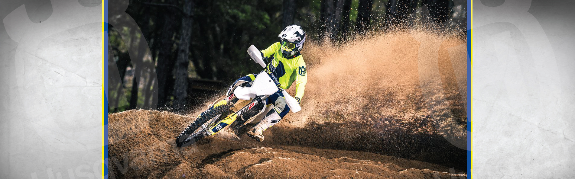 DK Off Road - Kawasaki and Husqvarna Motorcross and Enduro